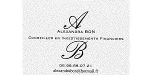 Alexandra Bon - Conseil en investissements financiers