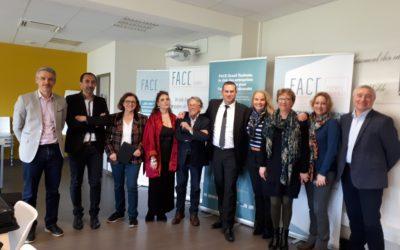 Assemblée générale constitutive de FACE Occitanie