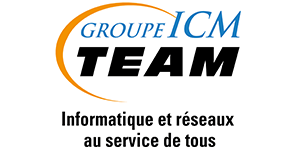 Logo Groupe ICM Team