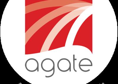 Agate logo