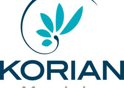 KorianMasdeLauze Logo