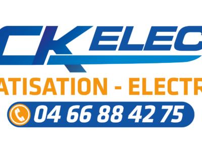 CK Elec logo